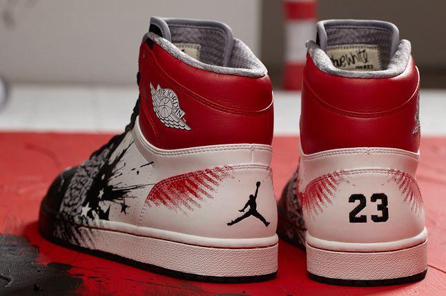 Air Jordan 1 Dave White 04 1