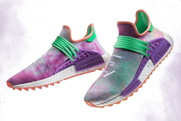 Pharrell Williams Adidas Hu Nmd Trail Holi 2