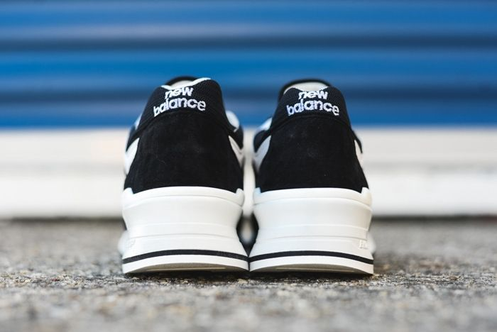 New Balance 997 Black White 5