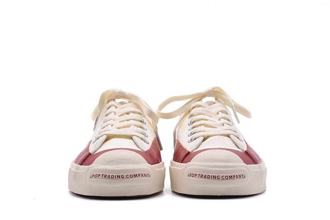 Pop Trading Company x Converse Jack Purcell