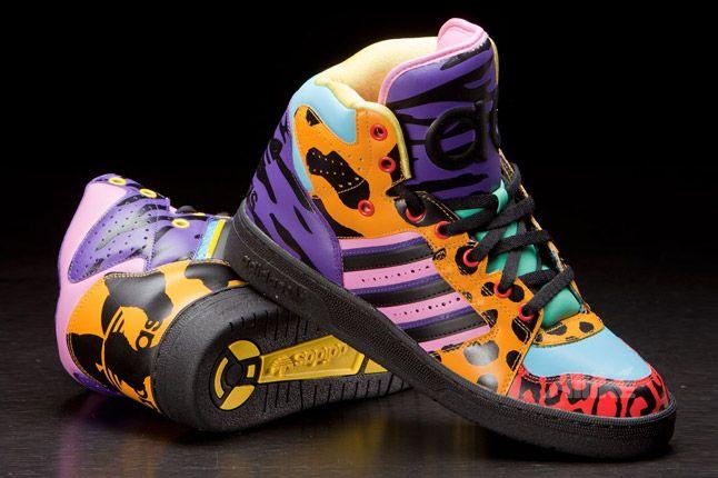 Adidas Obyo Jeremy Scott Instinct Hi Pair 1