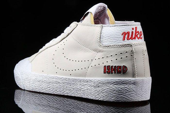 Nike Sb Ishod Wair Blazer Chukka 4