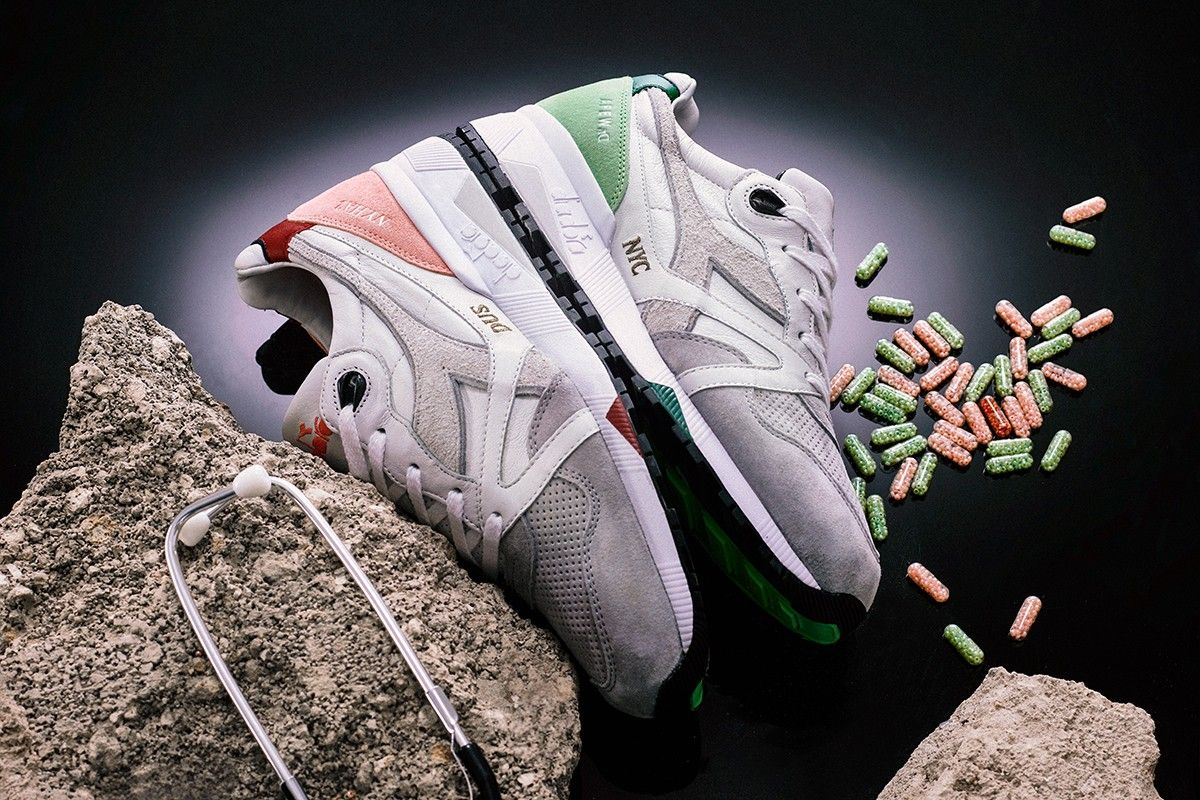 Afew x Diadora N9000 Highly Addictive NYC Top