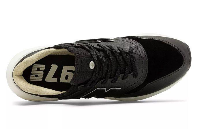 New Balance 997S Saffiano Black Top