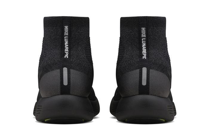 Nikelab Lunarepic Triple Black 4