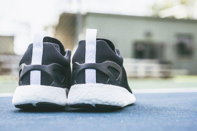 Adidas Primeknit Pureboost Black 2