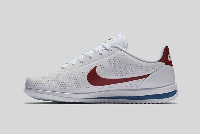 Nike Cortez Ultra Moire Og White Varsity Blue Red 6