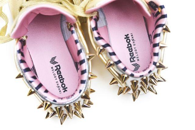 Melody Eshani Reebok Classic Love Shoe 8