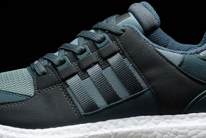 Adidas Eqt Support Ultra Boost Trace Green Utility Ivy 5