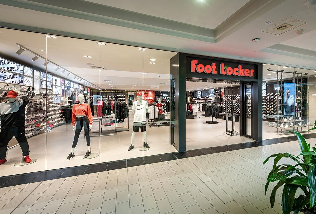 Foot Locker Tea Tree