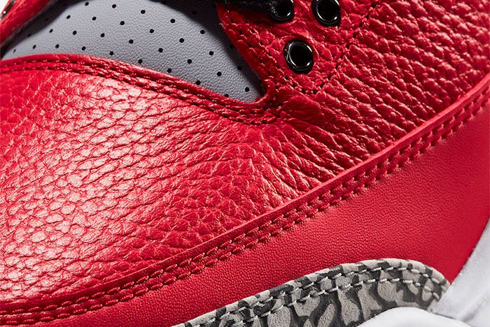Air Jordan 3 Nike Chi Close 2