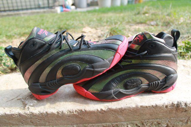 Reebok Shaqnosis Year Of The Snake Pair