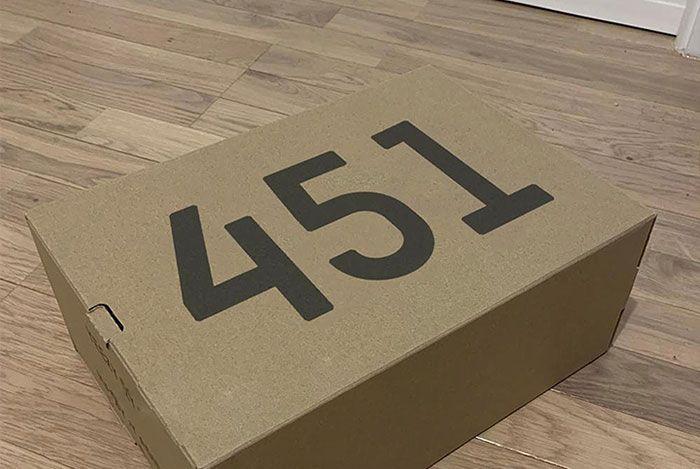 Adidas Yeezy 451 Shoebox 3