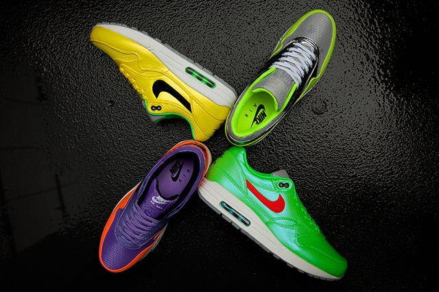 Nike Air Max 1 Fb Premium Qs Mercurial Pack 4