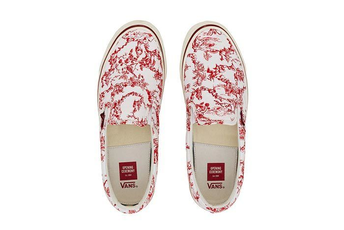 Opening Ceremony Vans Slip On 2