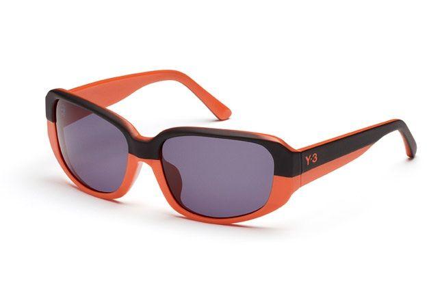 Y3 Iodama Orange Black 1