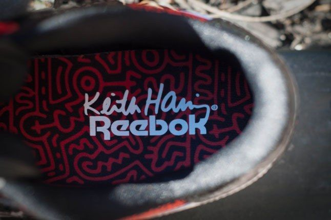 Reebok X Keith Haring Bodega Lining 1