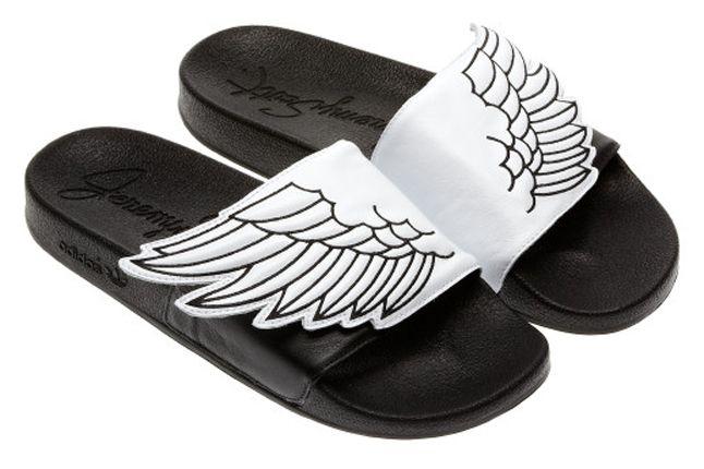 Jeremy Scott Wings Adilette Slide 10 1