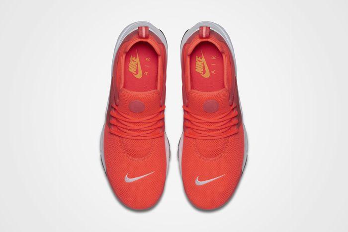 Nike Air Presto Total Crimson 3