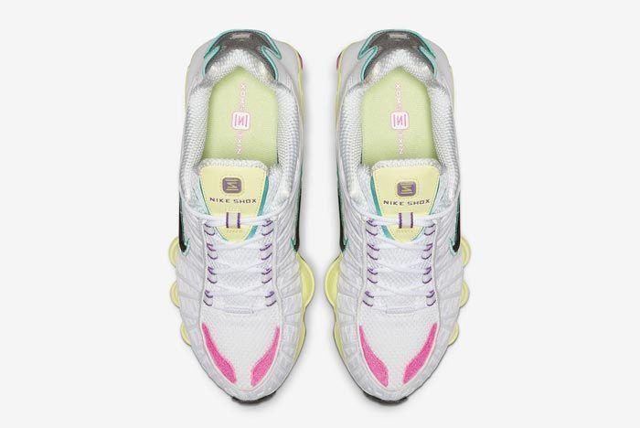 Nike Shox Tl Pastel Top