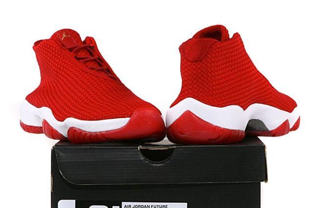 Air Jordan Future Red 4