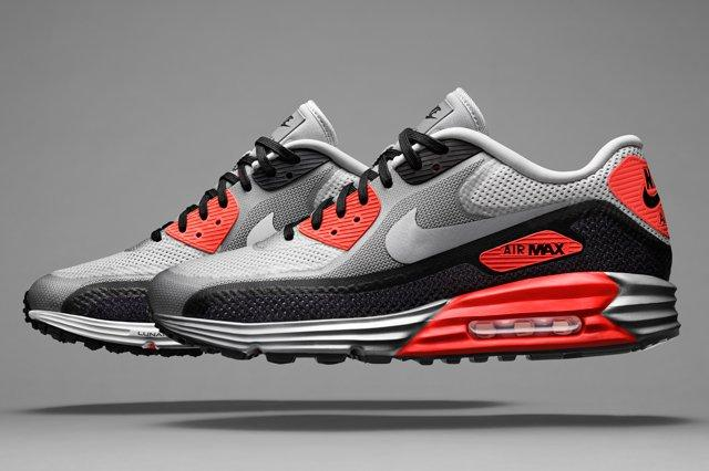 Nike Air Max Lunar90 Mens Profile