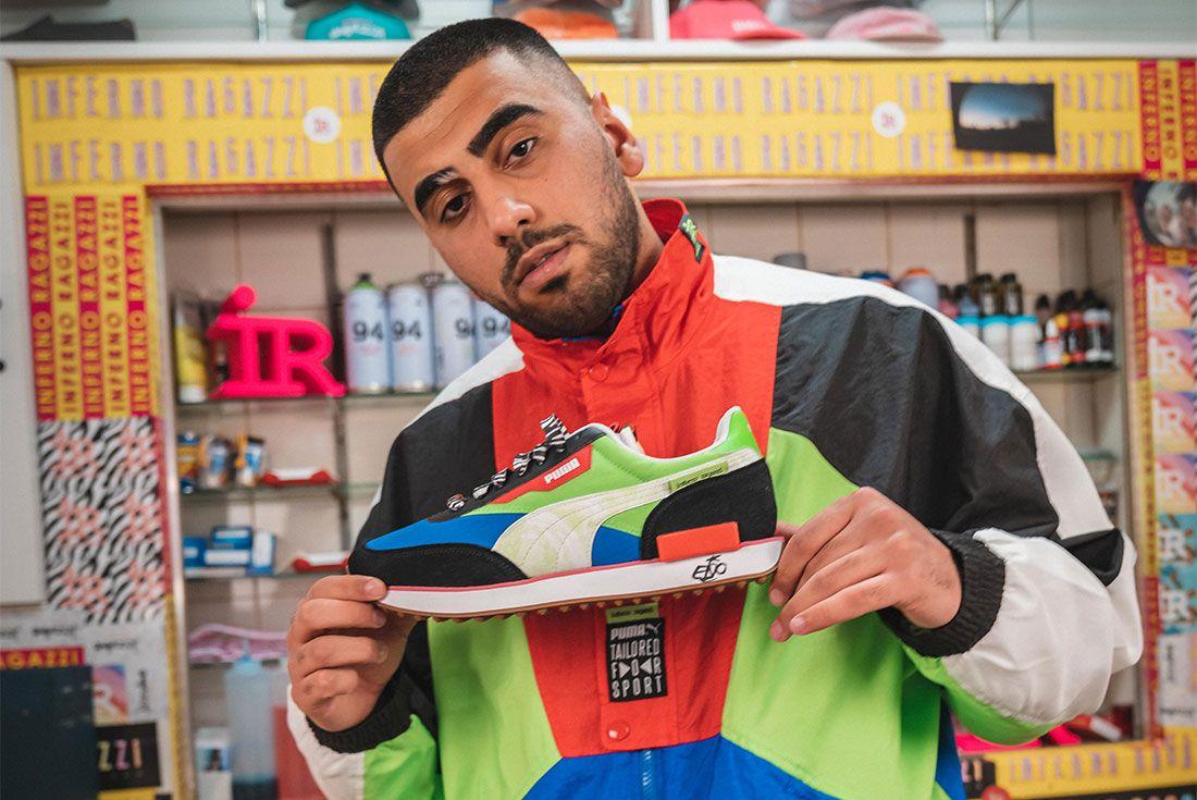 Inferno Ragazzi Eno Puma Future Rider Event Photos Sneaker Freaker 25