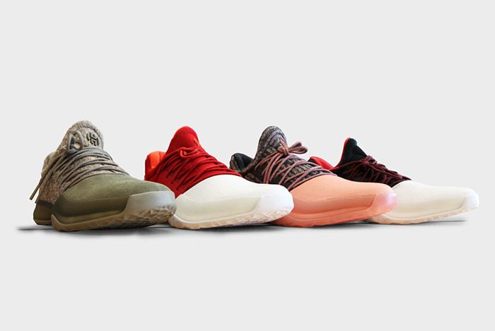 Adidas Harden Vol 1 Pack 1