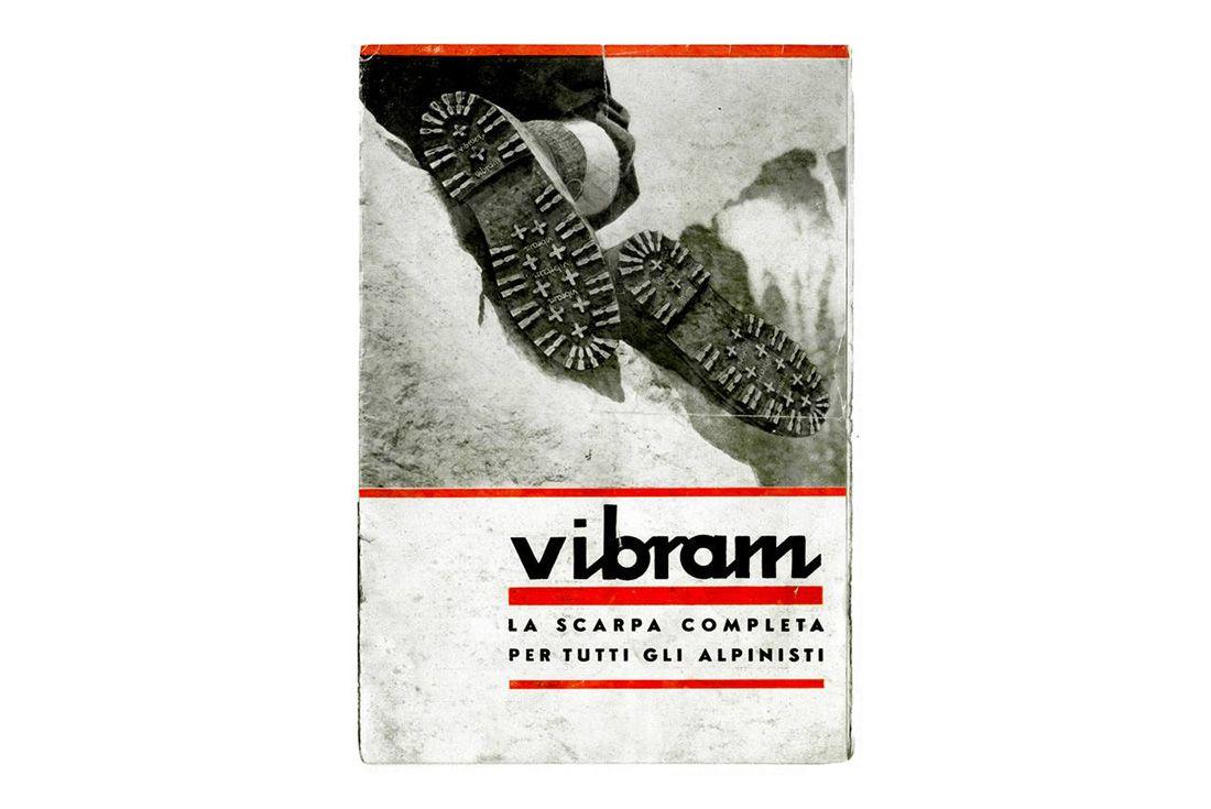1938 Vibram Brochure