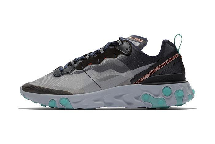 Nike React Element 87 South Beach 3