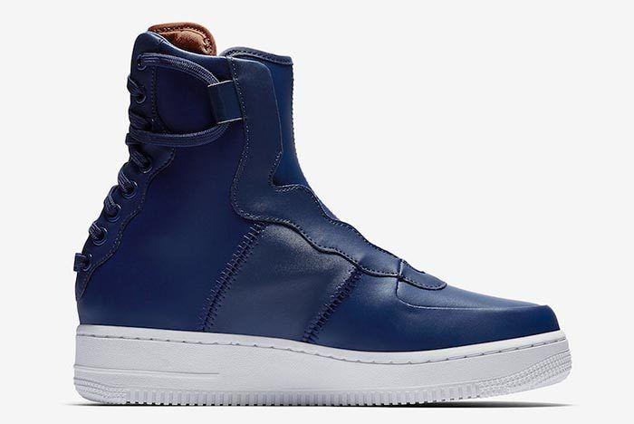 Nike Af 1 Rebel Blue Volt 5