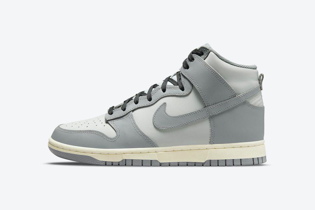 Nike Dunk High 'Grey'