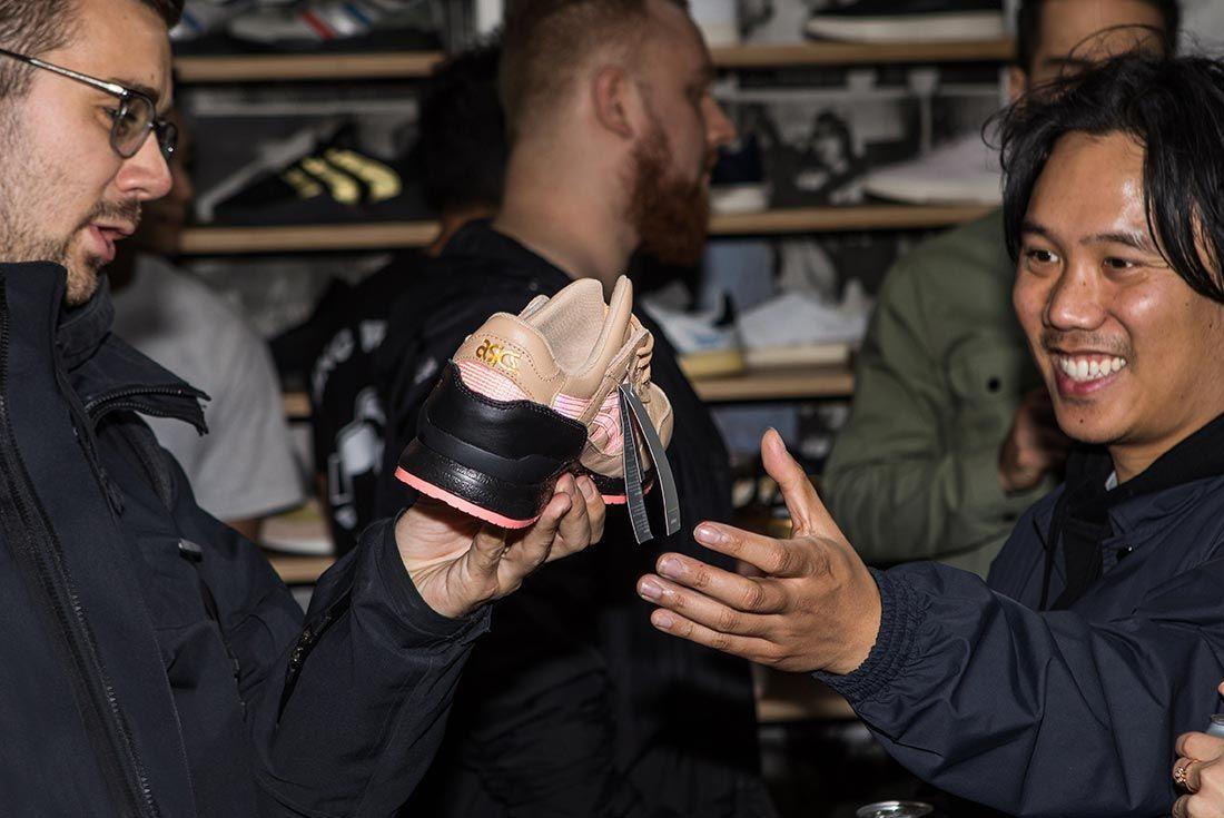 Sneaker Freaker Asics Gel Lyte Iii Tiger Snake Launch Party Recap 2