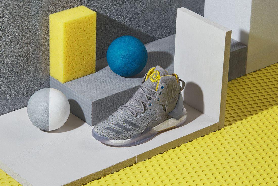 Sneakersnstuff X Adidas D Rose 7 Pk