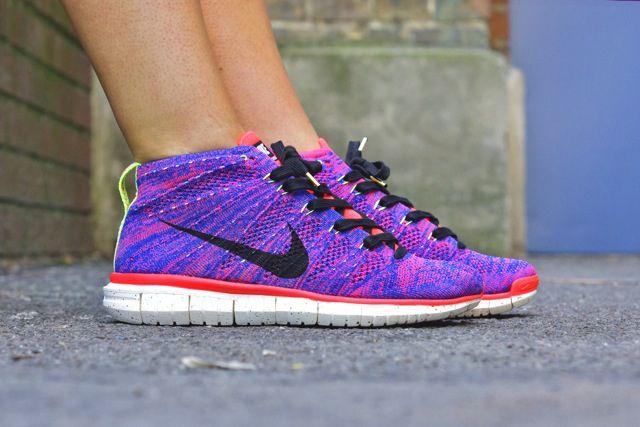 Nike Free Flyknit Chukka Qs Mercurial 2