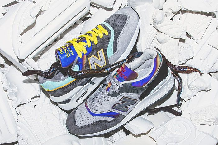 New Balance 997 Dtlr Greek Gods Pack