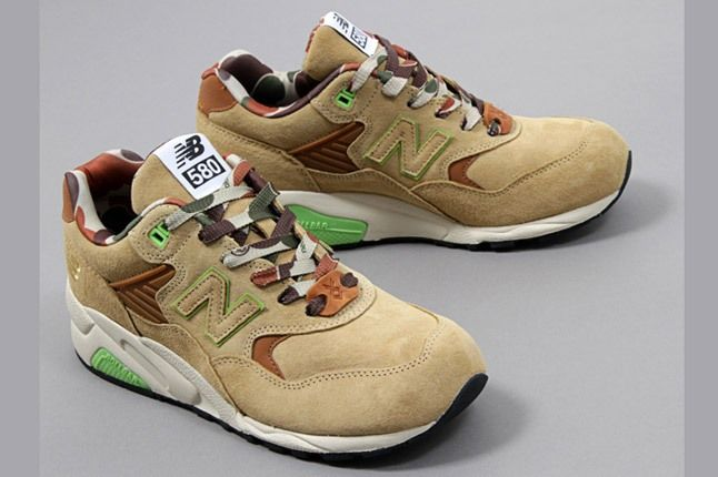 Fingercroxx X New Balance Mt580 Fxx Camo Top 1