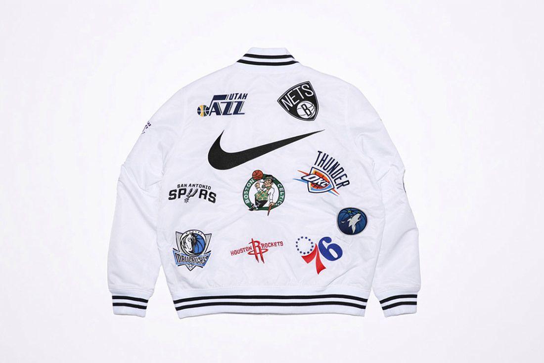Supreme Nike Nba Air Force 1 High Sneaker Freaker 7