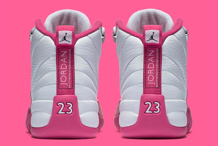 Air Jordan 12 Gs Valentines Day11