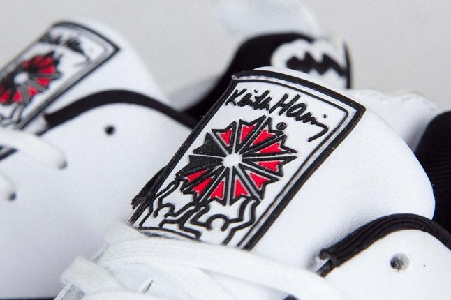 Reebok Classic Leather Lux Keith Haring 4