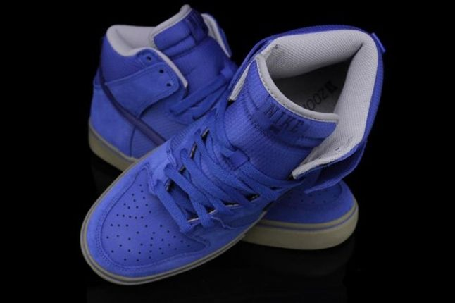 Nike Dunk High Lr Game Royal On Top 1