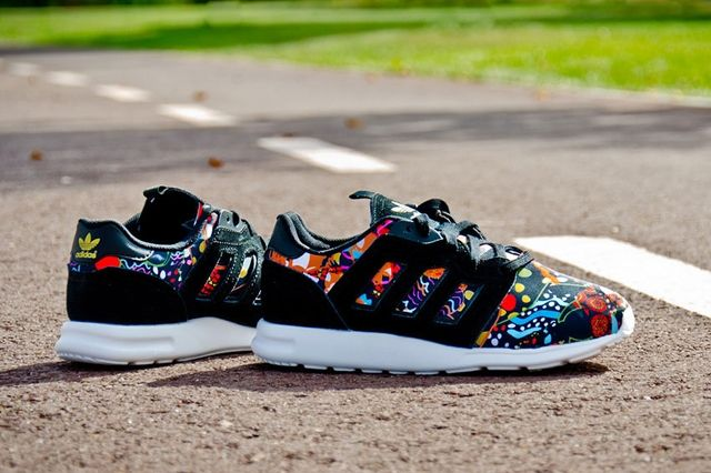 Adidas Zx 500 2 0 Floral 3