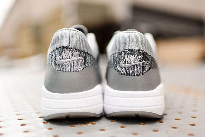 Nike Air Max 1 Flyknit Wolf Grey 3