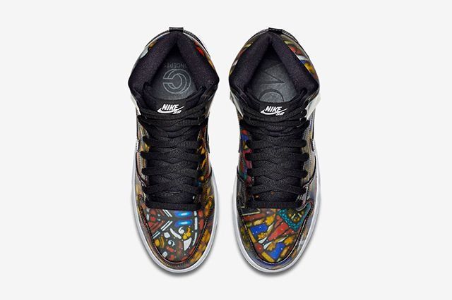 Concepts Nike Sb Holy Grail Pack 3