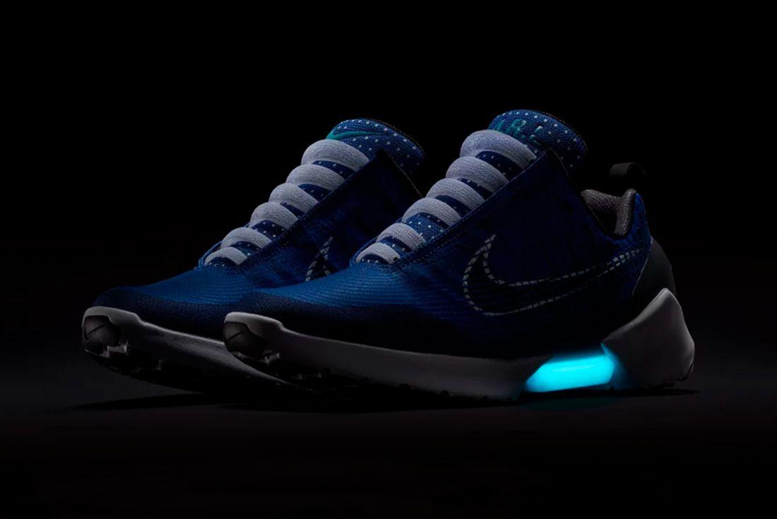 Nike Hyperadapt Sport Royal 8