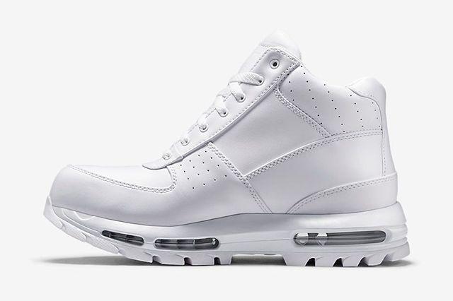 Nike Air Max Goadome Triple White5