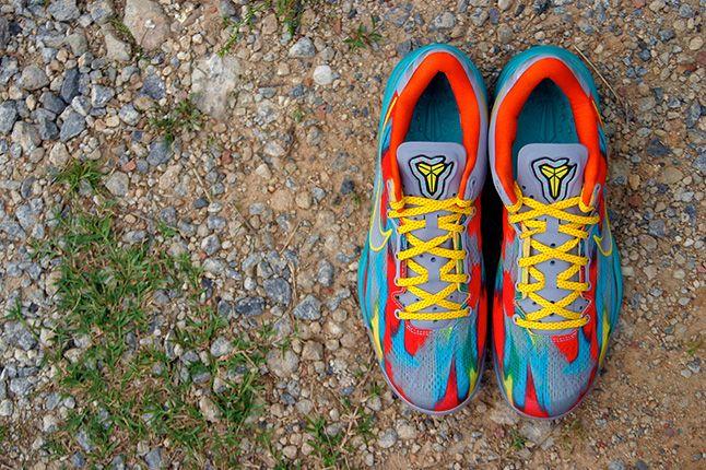 Nike Kobe 8 Venice Beach 2013 4 1