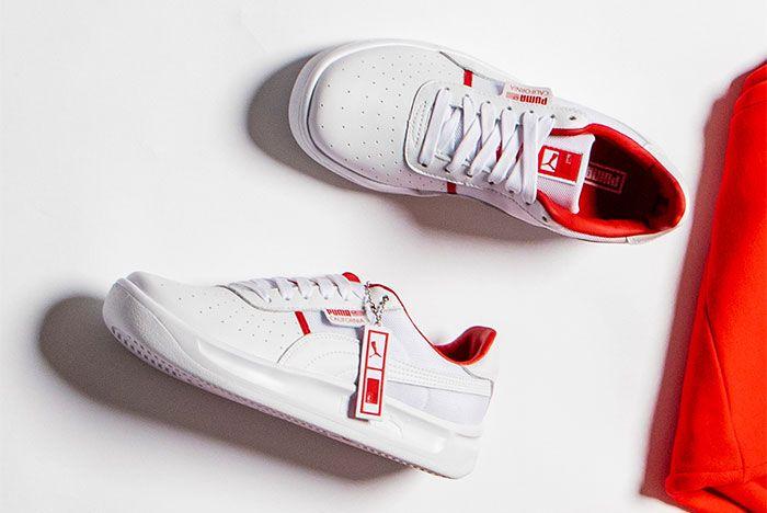 Nipsey Hussle Puma Shoes White