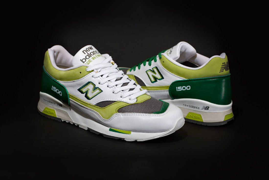Crooked Tongues X New Balance 1500 Made In England Pack 1