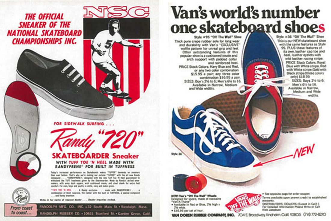 Sneakers That Defined California Skate 1970S 4